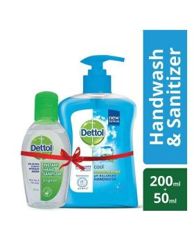 Dettol Cool Hand Hygiene Pack
