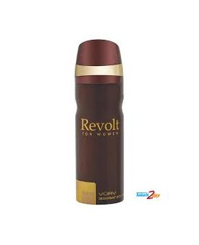 Vurv - Body Spray - 200ML - Revolt (M)