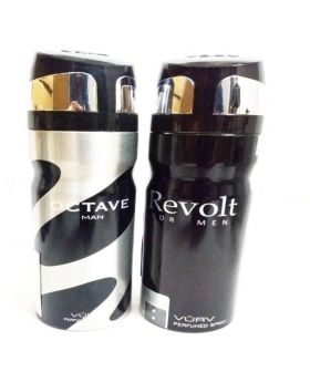 Vurv - Body Spray - 200ML - Revolt (W)