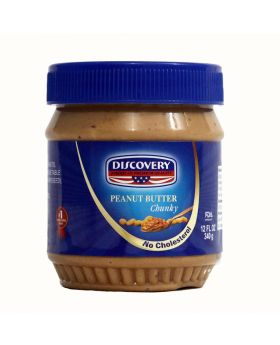 Discovery Peanut Butter CHUNKY 227gm