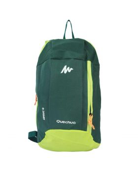 Nylon Back pack Green Color (40*23*10) cm