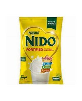 Nestle NIDO Fortified (2250g, Poly) Full Cream Milk Powder – Dubai UAE