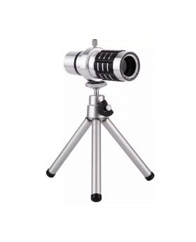 Universal 12X Zoom Telescope Mobile Phone Lens