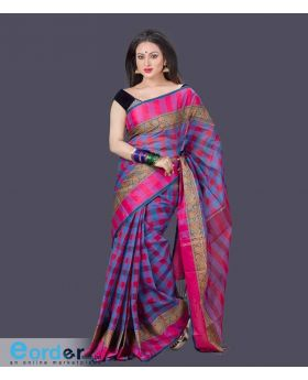 Cotton Saree for Women (Multi-Colour)