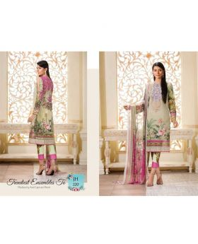 Johra Blue Bell Salwar Suits Collection
