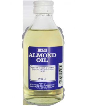 Bell's Almond Oil 200ml