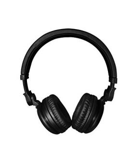 Vidvie HS617 Extra Bass Stereo Wired Headphones - Black