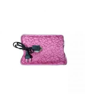 Electric Hot Water Bag - Magenta
