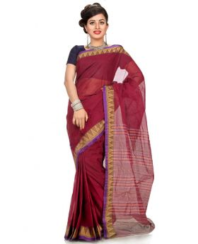 Taat Cotton Saree