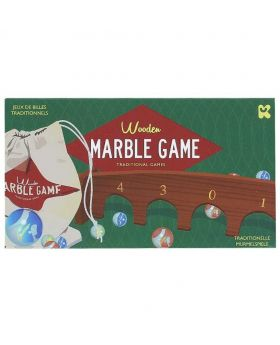 Wooden Marble Game - Multi-color