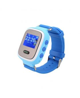 Anti-lost Kids Watch_Blue