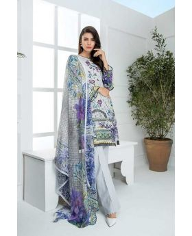 Firdous SWISS VOILE_19 Salwar Suits Collection