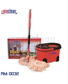 Microfiber 360 Degree Regular Rotary/Spin Mop Floor Cleaning Mop-RM-0032