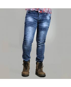 Good quality indian stretchable jeans pant for men