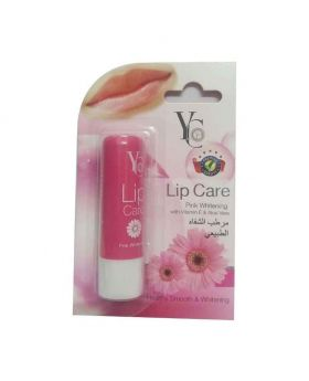 YC PINK WHITENING  -VIT E & ALOE VERA LIP CARE