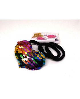 Love Designe Rubber Band for Baby - Multi-Color