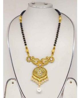 GoldPlated Mangalsutra