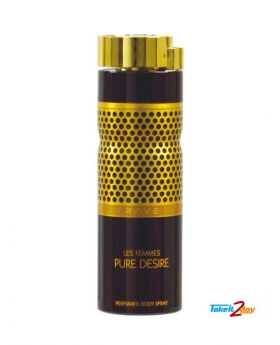 Rave - Body Spray - 200ML - Pure Desire (W)