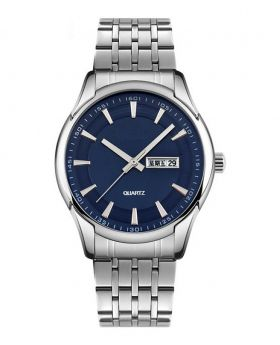 Skmei 9125 mens quartz Blue Dialler wrist watch