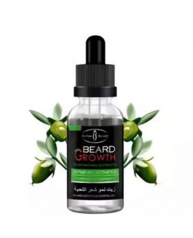Natural Organic Beard Growth Oil for Men - 30ml