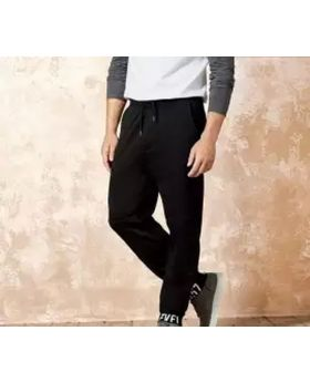Black Winter Trouser