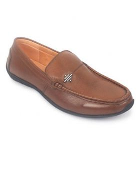 Annex Leather Gents Loafer-A0117