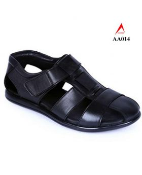 Annex Leather Sandal-AA043
