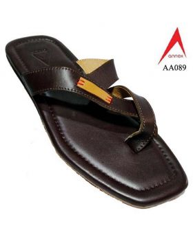 Annex Leather Sandal-A026