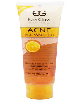 EVERGLOW FACE WASH ACNE 100ML
