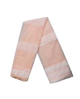 Angle Plus Rashme Mosquito Net Peach Color  6'x7'-1pcs