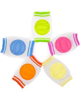 Baby Knee Pads for Safety - Multi Color