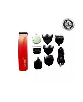 KM-3580 Trimmer - Red