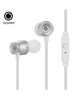 C300 Full Metal In-Ear Noise Isolating Headphone With Mic Function
