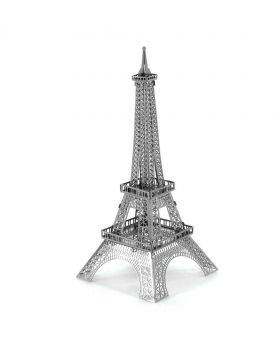 Tower Model Shape ZOYO Miniature Puzzle - Silver