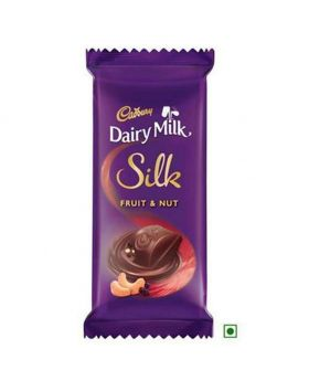 Cadbury Dairy Milk Silk Chocolate 13.2gm