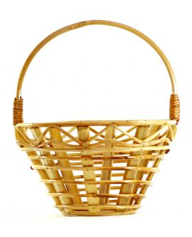 Fruit Basket (Round shaped with triangle design)