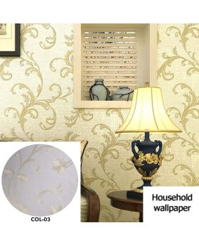 PVC wallpaper 220gsm- Col 03