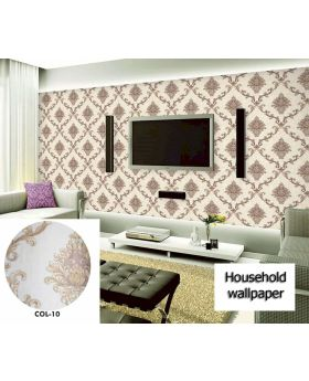 PVC wallpaper 240gsm- Col 10
