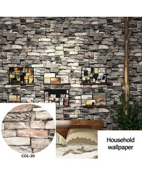 PVC wallpaper 220gsm - Col 20