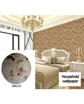 PVC wallpaper 220gsm - Col 51