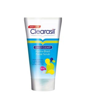 Clearasil Daily Clear Hydra-blast Oil-Free Face Scrub, 150 ml uk
