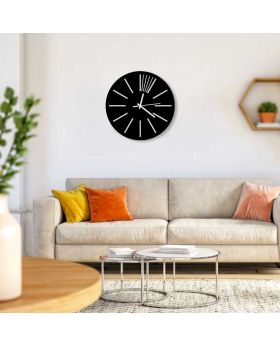 Wooden wall clock-DC-1015