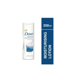Dove Essential Nourishment Body Lotion, 250 ml