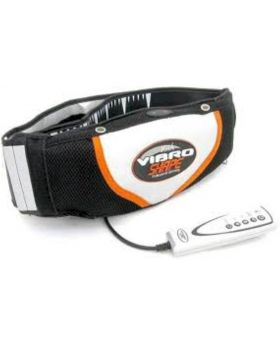 Vibro Shaper Slimming Belt - Black