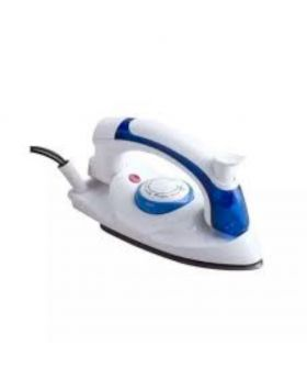 SteamTravel Irons – White and Blue