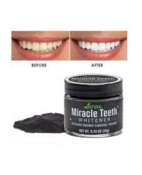 Miracle Teeth Whitener - 20g