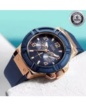 Analogue Watch For Men - Navy Blue