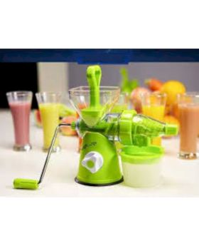 Manual Hand Juice Maker - Green