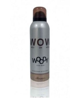 Rasasi Woody Men Deodorant Body Spray
