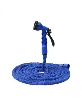 Magic Car Washing 100 Fit Hose Pipe- Blue